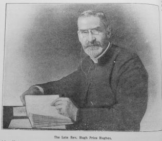 Rev Hugh Price Hughes