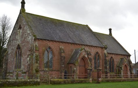 Gamblesby Wesleyan Methodist Chapel