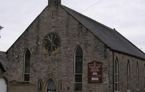 Dalton in Furness, Wellington Street/Chapel Street WM Chapel, Lancashire