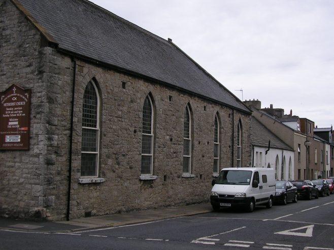 Dalton in Furness, Wellington Street WM Chapel, south west dide, 3.7.2016 | G W Oxley