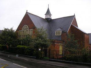 Desborough, Victoria Street Wesleyan Chapel, west side chapel, ,  28.4.2018 | G W Oxley