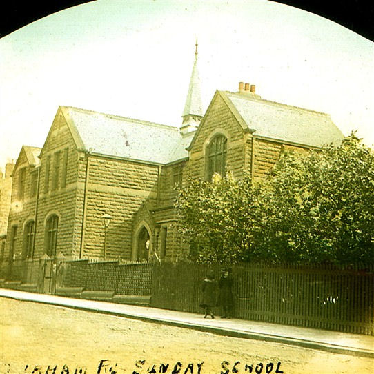 Durham Road, Gateshead, Wesleyan Sunday School | Bede Circuit Archive Collections