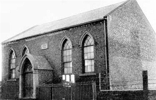 East Jarrow Wesleyan Chapel (c1904) | Bede Circuit Archive Collections