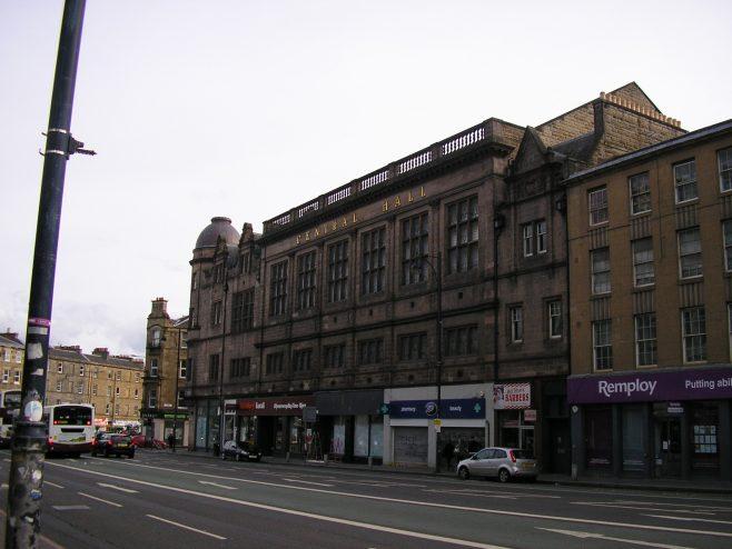 Edinburgh, Methodist Central Hall, Earl Grey Street  (ii), 22 May 2017