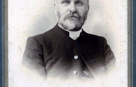 Rev Edward Hudson Scott