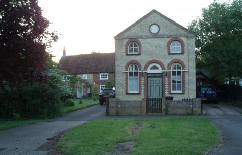 Eggington Wesleyan Methodist Chapel