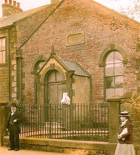 Ellison Villas, Gateshead, WM Chapel c1899 | Bede Circuit Archive Collections