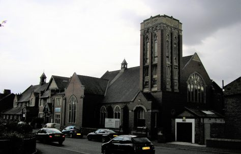 Elm Hall Drive Methodist Church, Liverpool, Lancashire