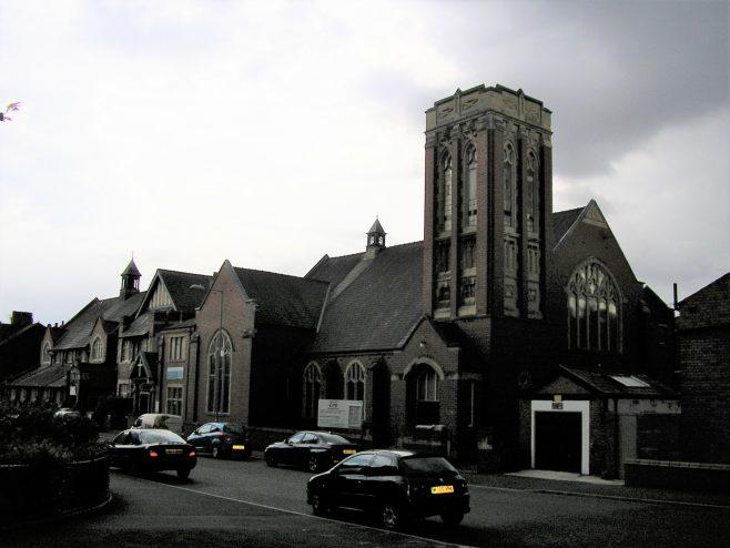 Elm Hall Drive Methodist Church, Liverpool, Lancashire (i) , 22.07.2017 | G W Oxley
