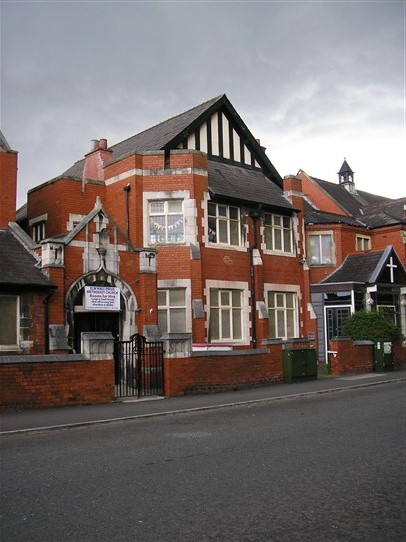 Elm Hall Drive Methodist Church, Liverpool, Lancashire