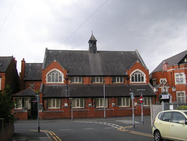 Elm Hall Drive Methodist Church, Liverpool, Lancashire (iv)  , 22.07.2017 | G W Oxley