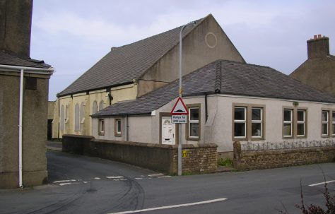 Flimby Rye Hill WM Chapel & School , Cumberland