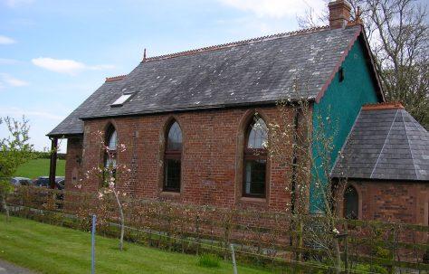 Foulsyke WM Chapel, Cumberland