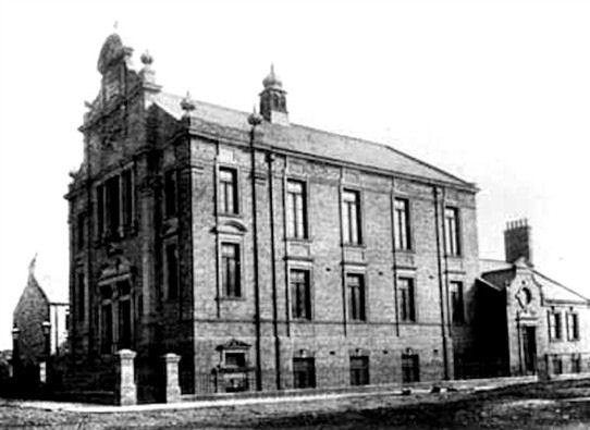 Frederick Street WM Church, South Shields, opened 1882 | Bede Circuit Archive Collections