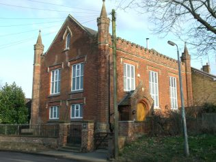 Tebworth Wesleyan Methodist Chapel