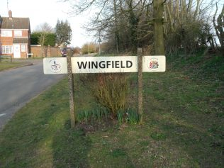 Wingfield Wesleyan Methodist Chapel