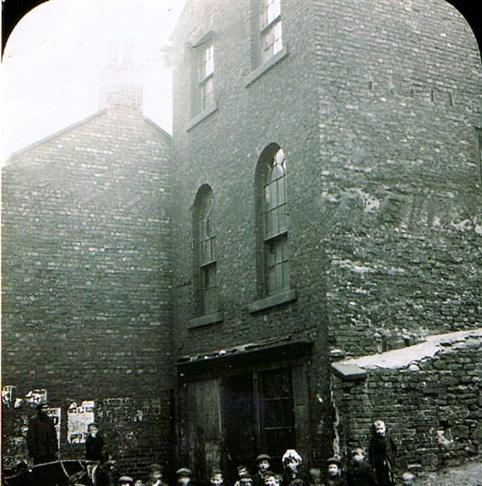Gateshead High Street WM Chapel opened 1812 | Bede Circuit Archive Collections