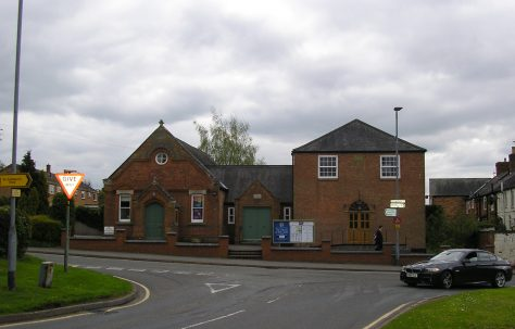Great Glen Wesleyan Methodist Chapel, Leicestershire