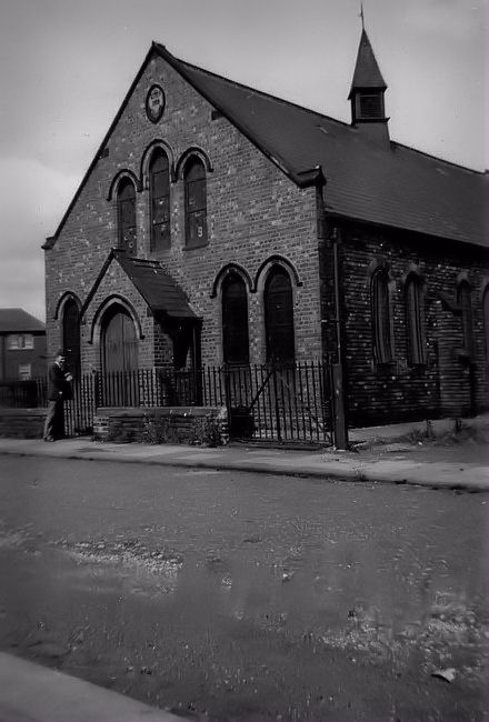 School Street Wesleyan Chapel, Hebburn | Bede Circuit Archive Collections