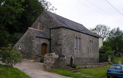 Helton WM Chapel, Westmorland