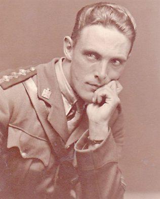 Rev Herbert Butler Cowl