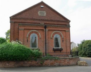 Hickling Wesleyan Chapel