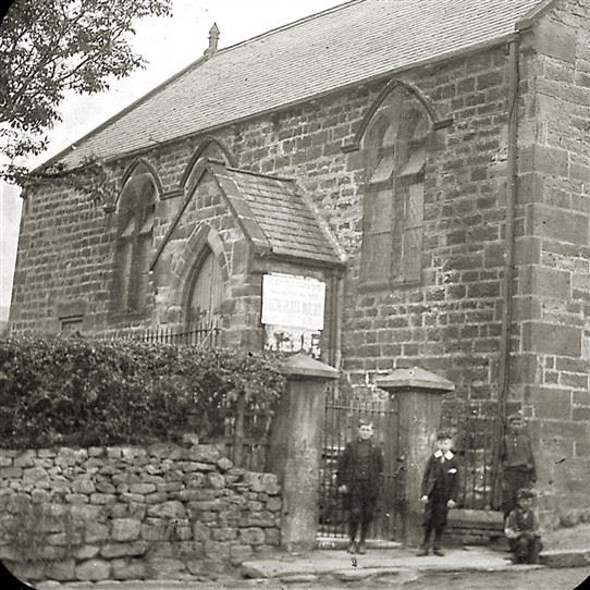 High Usworth, Washington, WM Chapel | Bede Circuit Archive Collections