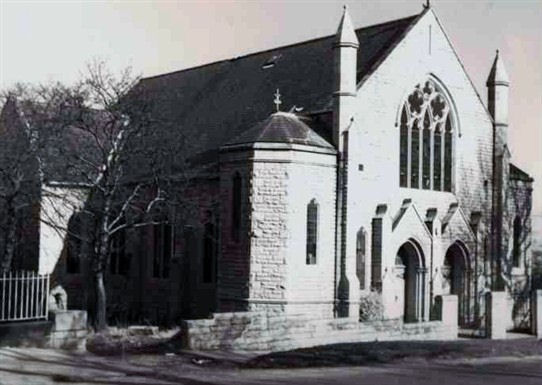 Holly Hill, Felling, WM Church opened 1907 closed 1974   Bede Circuit Archive Collections