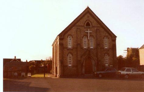 Houghton Conquest Wesleyan Methodist Chapel