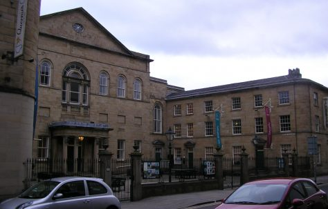 Huddersfield, Queen Street WM Chapel, Yorkshire