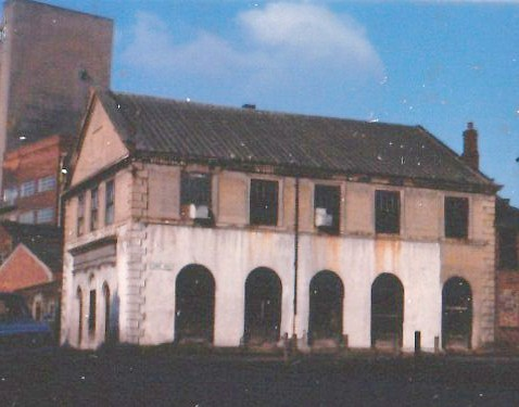 Hull, Scott Street WM Chapel, east side, c.1970 | G W Oxley