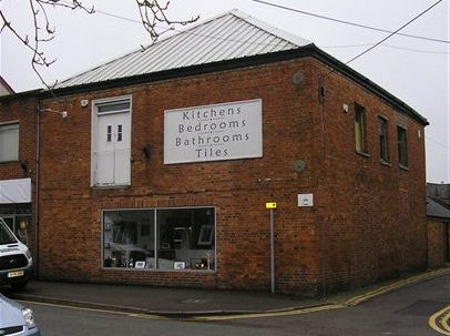 Market Harborough, Kings Head Place, formerly called Bowden Road, Wesleyan MethodistChapel, Leicestershire