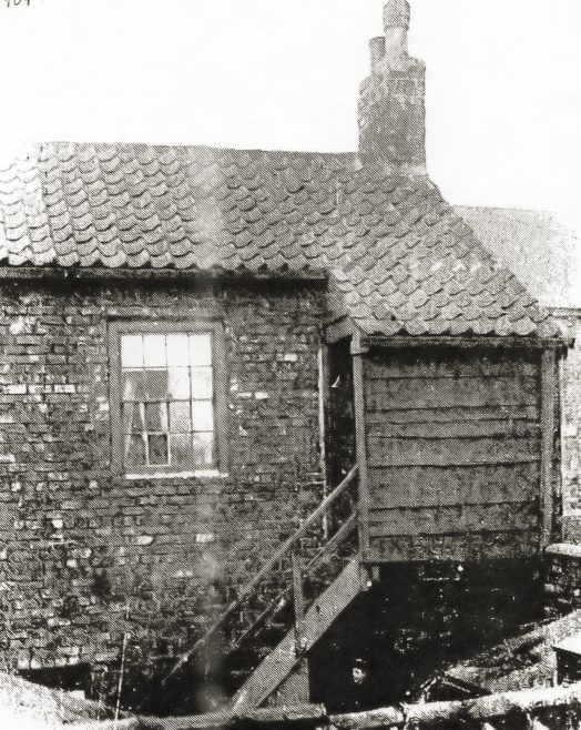Isaacs Court Wesleyan Meeting House, Harton, South Shields | Bede Circuit Archive Collections