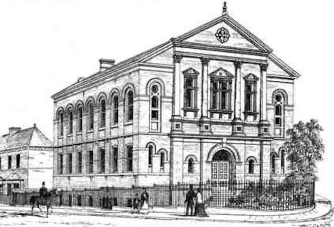 St. John's Wesleyan Church, Jarrow | Bede Circuit Archive Collections