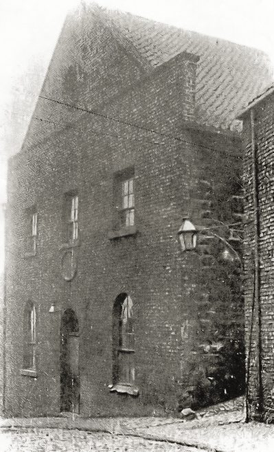Johnson's Hill Wesleyan Chapel, South Shields | Bede Circuit Archive Collections