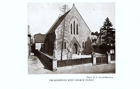 Kempston West Wesleyan Methodist Chapel
