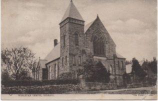 Kelsall Wesleyan Chapel, Cheshire