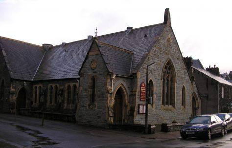 Keswick, Southey Street, WM Chapel,Cumbria