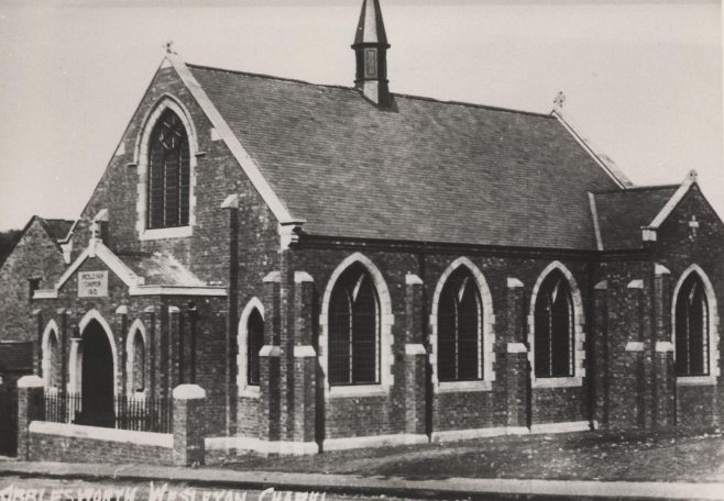 Kibblesworth Wesleyan Chapel | Bede Circuit Archive Collections