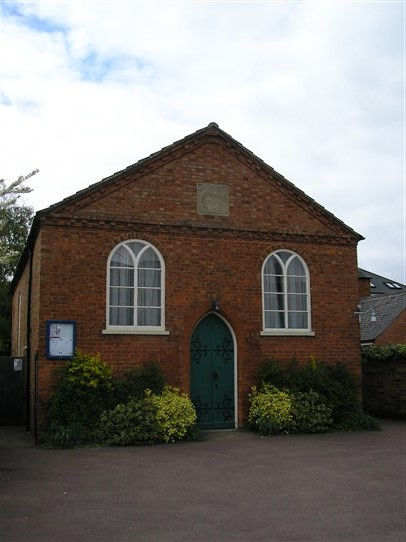 Kibworth Beauchamp Wesleyan Methodist Chapel, Leicestershire