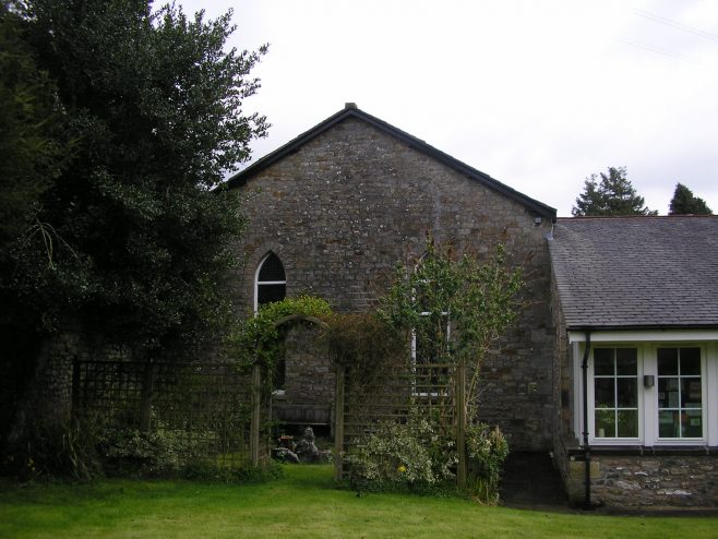 Kirby Lonsadale WM  Chapel,, from west13 April 2016 | G W Oxley
