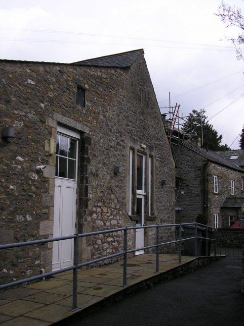 Kirby Lonsadale, WM Chapel,1893 extensions, 13 April 2016 | G W Oxley