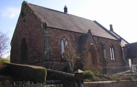 Kirkoswald WM Chapel, Main Street, Cumberland