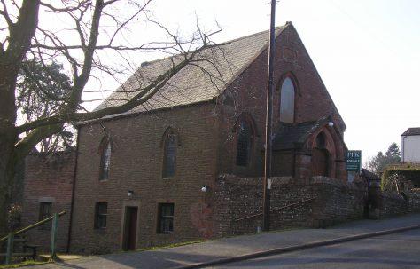 Lazonby, Main Street, WM Chapel, Cumberland