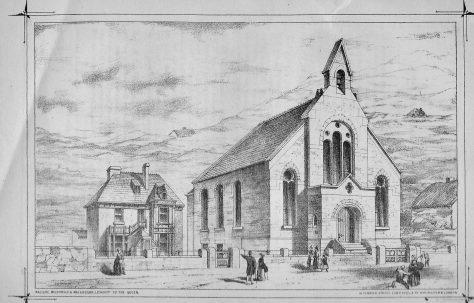 Lerwick, Hillhead, Adam Clarke Memorial Chapel