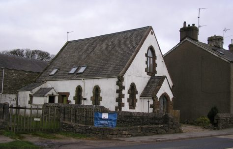 Lindal in Furness WM Chapel, Lancashire (now Cumbria)