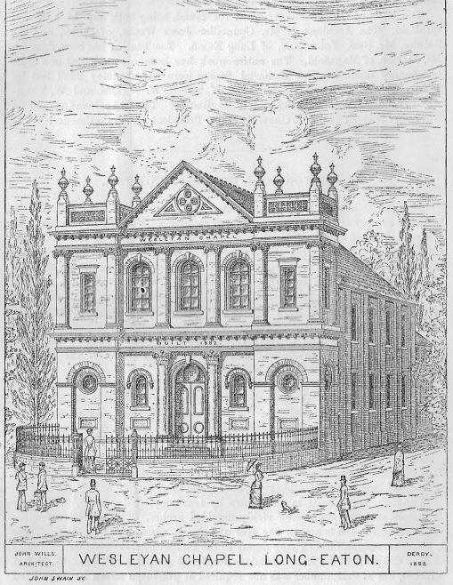 Long Eaton, Trinity, Cross Street | Wesleyan Chapel Committee
