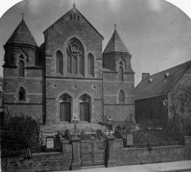 Low Fell Wesleyan Church c1900 | Bede Circuit Archive Collections