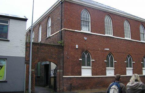 Macclesfield, Sunderland Street WM Chapel, Cheshire
