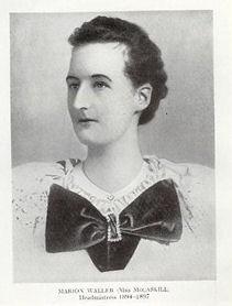 Marion Waller